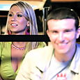 Anthony Roux is stacked at 2008 WSOP