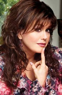 ... or new Las Vegas resident Marie Osmond. It was a heated debate, it was.