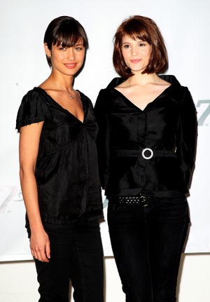 Olga Kurylenko Gemma Arteton are new Bond Girls