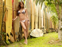 2008 Sports Illustrated Swimsuit Model Jarah Mariano