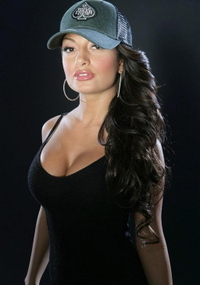 Layla Kayleigh is the host of the World Poker Tour on GSN