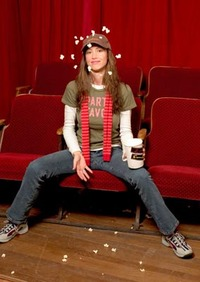 Shannon Elizabeth of Dancing with the Stars is one of the poker playing celebs in the movie The Grand