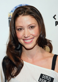 Dancing with the Stars Shannon Elizabeth at Heads-Up Poker Red Carpet