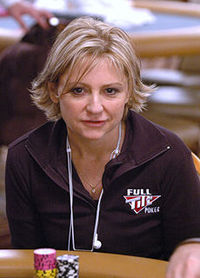 Jennifer Harman, a woman, makes WPT Bay 101 final table.