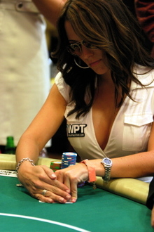 Kimberly lansing poker