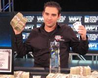 Brandon Cantu wins WPT Bay 101 Shooting Star.