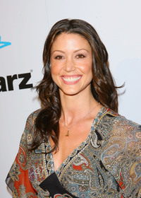 Dancing with the Stars Shannon Elizabeth at The Grand premiere