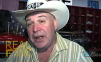Doyle Brunson and a soused Hoyt Corkins took on Todd Brunson in the soon-to-be Olympic sport of beer bong
