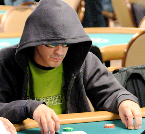Poker player Phil Laak was playing the 10/20 at the Bellagio
