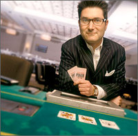 WSOP commish Jeffrey Pollack officially announces delayed WSOP Main Event final table