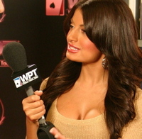 WPT host Layla Kayleigh is out after one season on the poker tour