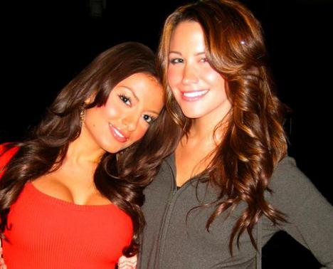 Layla Kayleigh and Kimberly Lansing are the best thing the WPT has had going since Shana Hiatt