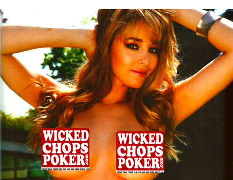 Keeley Hazell nude in Nuts