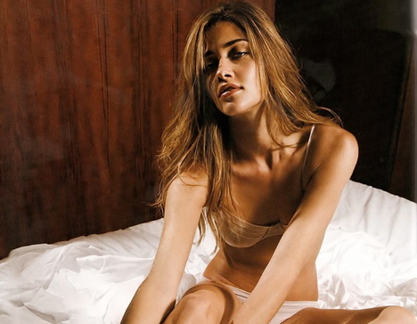 Ana Beatriz Barros in GQ Italy