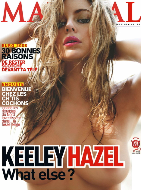 Keeley_hazell_cover_maxim_france_2
