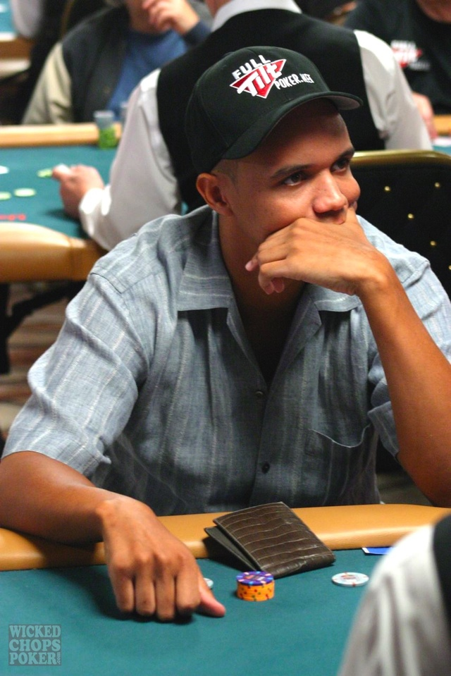 Phil Ivey may have lost 2 million on Lakers