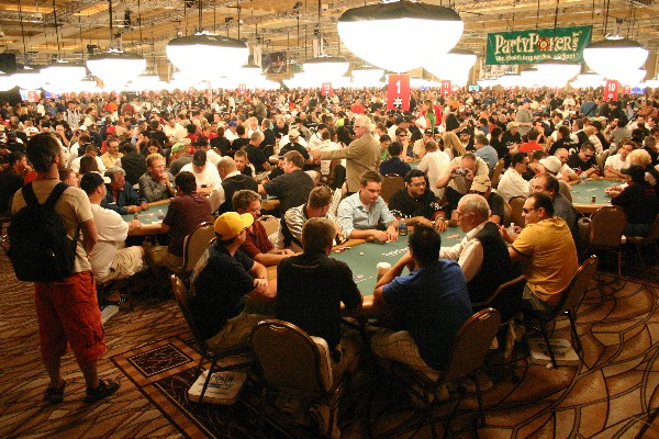 2008 World Series of Poker has begun at the Rio